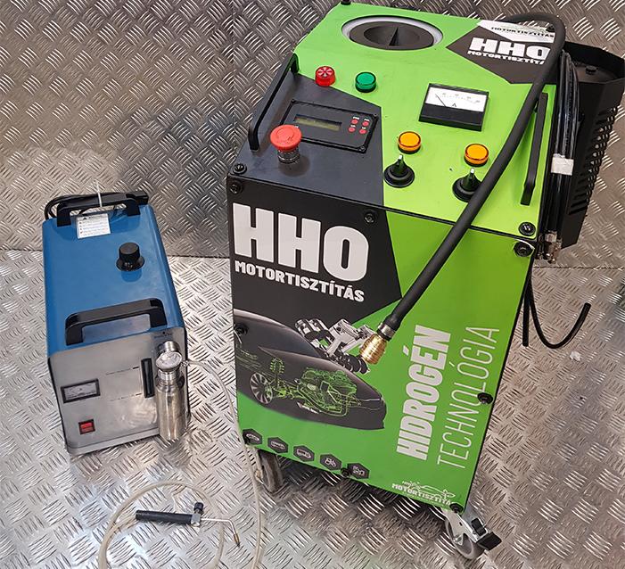 HHO Motortisztítás gépek - Ne dőlj be mindennek