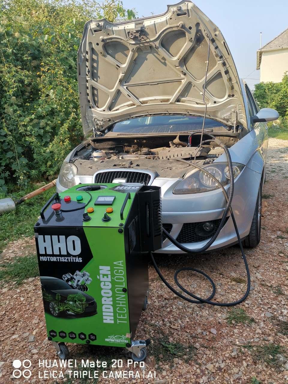 HHO Motortisztítás Seat Altea 2.0 PDTdi 140 Le